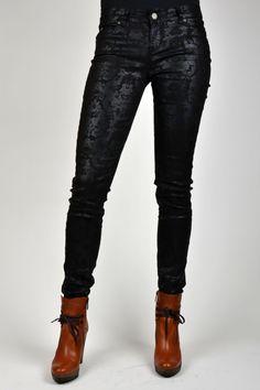 The Trend - Printed Jeans/Pants - Zie hier de Supertrash Peppy Baroque broek.
