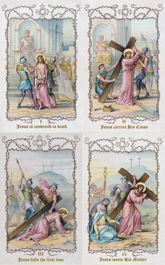 Stations of the Cross: I