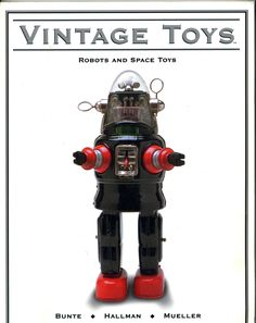 Vintage Toys - Robot and Space Toys