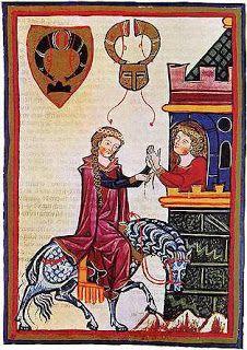 Literatura Universal: Amor medieval.