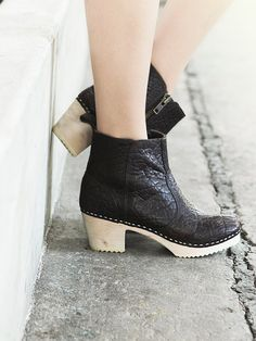 Free People Ruthie Clog Boot, $348.00
