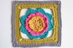 111/365 - Flowery Square by craftyminx, via Flickr