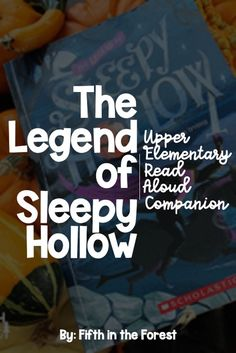 This is a read aloud companion for The Legend of Sleepy Hollow by Washington Irving for middle grades. You'll receive booksmarks with comprehension questions   a journal for students to follow along. #readingjournal #writing #fifthgrade #fourthgrade #thirdgrade #thelegendofsleepyhollow #washingtonirving