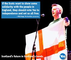 Why I Changed My Mind from NO to YES for Scottish Independence