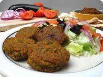 Arabische falafel