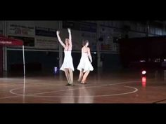 Runner Up Open Duo in the Choreography sections at Gosford 2015 - YouTube