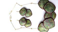 Angelica Polizzi Drop Earrings, Jewels, Spring, Handmade, Design, Hand Made, Jewerly, Drop Earring