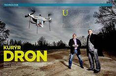 In Forbes magazine (CZ) Magazine, Movie Posters, Movies, Films, Film Poster, Magazines, Cinema, Movie, Film