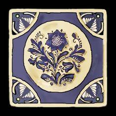 Romania Pottery, Keramik, Ceramique, Ceramica: Transylvania: Korund, Corond, Sibiu Roumania Contemporary Decorative Art, Naive Art, New Age, Best Memories, Romania, Flower Art, Folk Art, Objects, Pottery