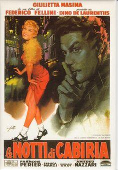 Le notti di Cabiria  1957