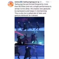 That's why his dongsaengs study his facial expressions and gestures so much.truly an incredible performer 💜 Bts Funny Videos, Bts Memes Hilarious, Vixx, Bts Tweet, Bts Video, About Bts, Bts Group, Bts Photo, Bts Pictures