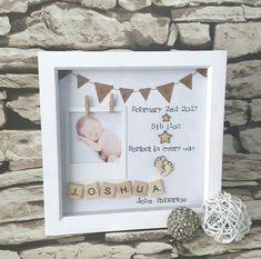 New Baby Gift Present For New Baby Baby Birth by Mybuttonheart #babygifts