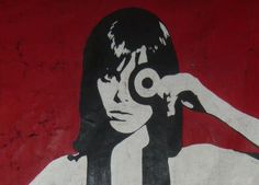 original wall #streetart by @Bb_farandularte <3<