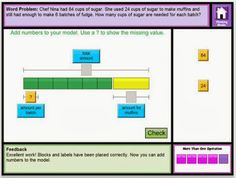 Math Coach's Corner: iPad Apps for Model Drawing. FREE iPad apps for model drawing! Math Strategies, Math Resources, Math Activities, Math Sites, Math Work, Fun Math, Teaching Technology, Teaching Math