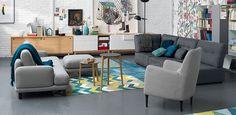 Sofas & Armchairs - Habitat