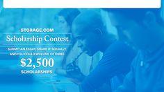 Storage.com College Scholarship - NEW!