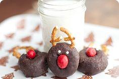 Edible Family Fun: DIY Chocolate Reindeer Donuts!