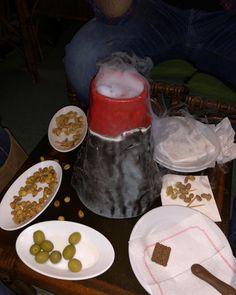 hacía mucho tiempo desde el último #coctel #volcánlong time ago since the last #volcano #cocktail #alcohol #notforkids #drinks #hawaii #hawaian #hawayano #hieloseco