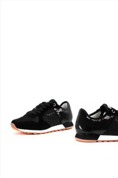 Γυναικεία Casual Shoes PEPE JEANS PLS 30732 999 Pepe Jeans, Casual Shoes, Baby Shoes, Sneakers, Clothes, Fashion, Tennis, Outfits, Moda