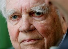 I could have helped Andy Rooney. :)