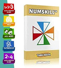 Is your little one learning Addition, subtraction, multiplication & division? Try out our fun math card games to help build their skills! We are so much more than just a flashcard! #mathgames #mathcardgames #math #mathteachers #mathhomepractice #mathworksheets #worksheets Math Card Games, Math Games For Kids, Fun Math, Maths, Math Division, Multiplication And Division, Math Addition, Addition And Subtraction, Amazon Today