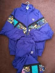 shell suit 80s - and we thought we looked so fab!!