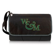 Blanket Tote - Black (William & Mary College - Griffin) Digital Print