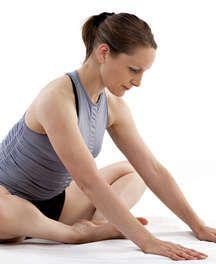 Hatha / Restorative Yoga with Sarah Swindlehurst on Powhow