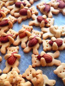 Roberta Giovaneli: Biscoitos de ursinhos lindos !!!