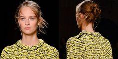 Rag & Bone 2016 spring hair trends