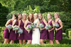 Sarah DiCicco ,  country club  ,  shabby chic ,  pastel ,  Bridesmaids ,  Spring ,  Real Wedding ,