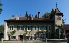 Domaine Bois-Bougy Nyon Bed & Breakfast