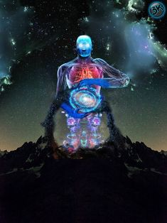 We are immersed in a world full of energy manifestations