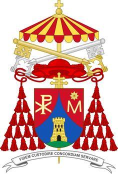 Coat of Arms of Tarcisio Bertone.svg