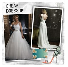 """CHEAP-DRESSUK.CO.UK"" by helenevlacho ❤ liked on Polyvore"