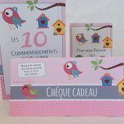 kit petits oiseaux