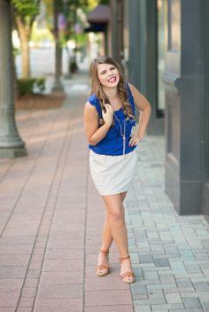 Senior Portrait Session | Jessica DeVinney Photography | Charlotte, NC Senior Photographer #JDPSeniors