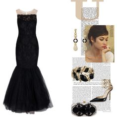 """Red Carpet Contest - 5"" by voltinimiriam on Polyvore"