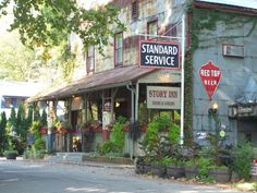 Though no longer operating as a shop, the Story Inn is housed in what was a general store in the late 1800s. Enjoy a meal in the old-fashioned dining room or stay the night in one of 14 renovated rooms. Maybe if you're lucky you'll spot the Blue Lady — the lodge's rumored ghost. browncounty.com