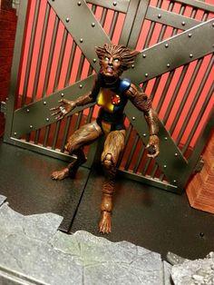 Wolfsbane (Marvel Legends) Custom Action Figure