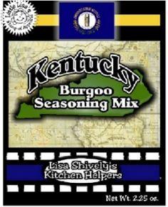 Kentucky Burgoo mix