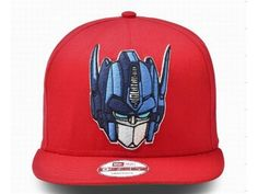 Optimus Prime Transformers Snapback