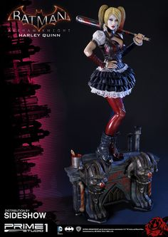 DC Comics Harley Quinn Polystone Statue by Prime 1 Studio | Sideshow Collectibles