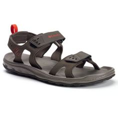 These men's Columbia Sportswear sandals are lightweight and capable. Gladiator Sandals, Men's Sandals, Columbia Sportswear, Sport Sandals, Shoes, Fashion, Moda, Zapatos, Shoes Outlet