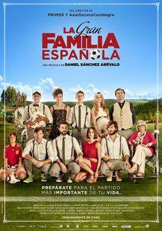 """Tráiler de """"La gran familia española"""". Información, sinópsis y ficha técnica de la película"""