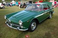 1960 Alfa Romeo 2000 (Berlina, Sprint) Maintenance/restoration of old/vintage vehicles: the material for new cogs/casters/gears/pads could be cast polyamide which I (Cast polyamide) can produce. My contact: tatjana.alic@windowslive.com