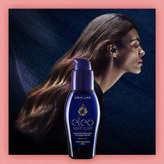 50ml  Απολαύστε μία πολυτελή βραδινή θεραπεία για τα μαλλιά! Εμπλουτισμένη με φυσικά αιθέρια έλαια – θρυλική Ιαπωνική Καμέλια, Argan, Κολλιτσίδα και Τριαντάφυλλο – η θεραπεία Eleo Night Elixir αποκαθιστά και θρέφει τα μαλλιά ενώ κοιμάστε! Ανάλαφρη, μη λιπαρή σύνθεση που δε λερώνει το μαξιλάρι, δρα ενεργά κατά τη διάρκεια της νύχτας, αποκαθιστώντας τα μαλλιά . Ξυπνήστε με ονειρεμένα μαλλιά: πιο απαλά, πιο μεταξένια, πιο λεία και πιο δυνατά – απλά πανέμορφα! Oriflame Beauty Products, Perfume Bottles, Personal Care, Nature, Naturaleza, Personal Hygiene, Nature Illustration, Outdoors, Natural