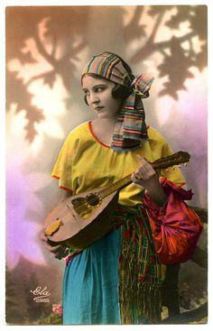 gypsy-printable-vintage-clipart--graphicsfairy-bg.jpg (1027×1600)