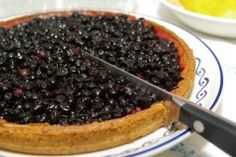 Yum!  This would be great for the holidays!   AT-5-Blueberry-Tart