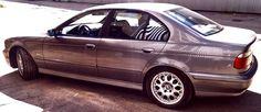 Bmw 530d E39 Grey